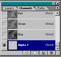 copy of texture as alpha channel